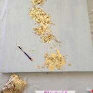 Livelovediy Make Gold Leaf Art Round Two