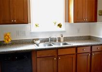 Liz Marie Beadboard Backsplash