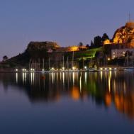 Location Corfu Holiday Palace Hotel Resort Spa