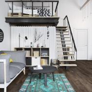 Loft Decorating Ideas Unique Home Decor