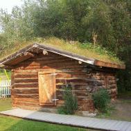 Log Cabin Simple English Encyclopedia