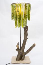 Lovers Lights Handmade Recycled Glass Chandeliers