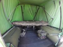 Lun Raptor 400 Wide Alu Green