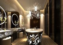 Luxurious Powder Room Decorating Ideas