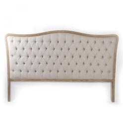Luxurious Touch Tufted Headboard King Ideas