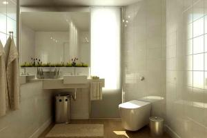 Luxury Bathroom Apartment Ideas Small