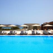 Luxury Beachfront Villa Pool Elounda Crete