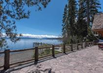 Luxury Listing Rocky Lake Tahoe Retreat