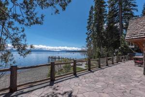 Luxury Listing Rocky Lake Tahoe Retreat