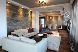 Luxury Mansions Celebrity Homes Penthouse Belgrade