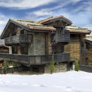 Luxury Ski Chalet Edelweiss Courchevel 1850