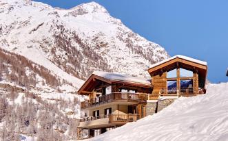 Luxury Ski Chalet Grace Zermatt Switzerland