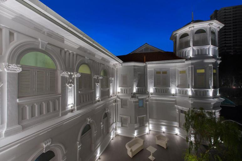 Macalister Mansion Restored Colonial Hotel