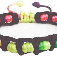 Macrame Bracelets Designs Olga Crafts Diy Franciscan