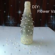 Make Best Out Waste Flower Vase Diy