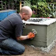 Make Concrete Fire Feature Tos Diy