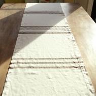 Make Custom Striped Table Runner Impatient