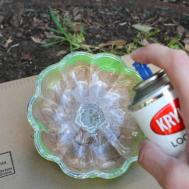 Make Diy Mercury Glass Pumpkin Angies List