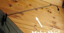 Make Diy Minimalist Swing Arm Lamp Curbly