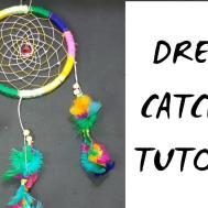 Make Dream Catcher Diy