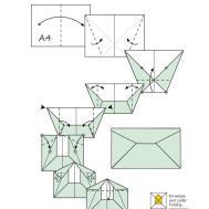 Make Envelope Paper
