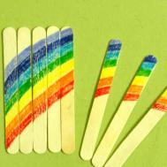 Make Fun Kid Popsicle Stick Puzzle Diy Crafts