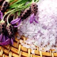 Make Lavender Bath Salts Just Minutes