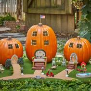 Make Miniature Halloween Village Tos Diy