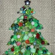 Make Please Diy Christmas Tree Made Beads