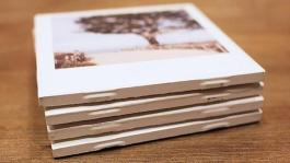 Make Polaroid Coasters Instagram Prints Diy
