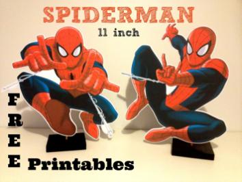 Make Spiderman Birthday Party Decorations