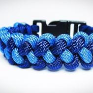 Make Zipper Sinnet Paracord Survival Bracelet