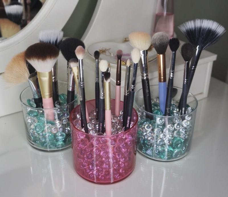 Makeup Brush Holder Diy Best Your Self