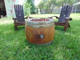 Making Barrel Side Table Home Ideas Collection