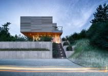 Mako Residence Multigenerational House Amagansett New