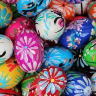 Malowane Jajka Easter Eggs 001 Wikimedia Commons