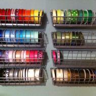 Meari Musings Organizing Fool Ribbon Storage