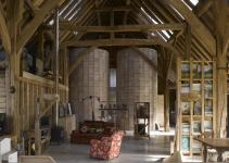 Medieval Barn Essex Upcycled Into Family Home