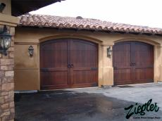 Mediterranean Garage Doors Ziegler Inc