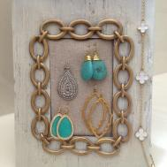 Mediterranean Inspired Diy Jewelry Holders