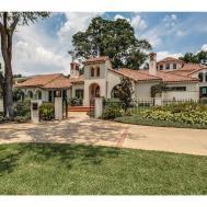 Mediterranean Luxury Villa Celebrity Style