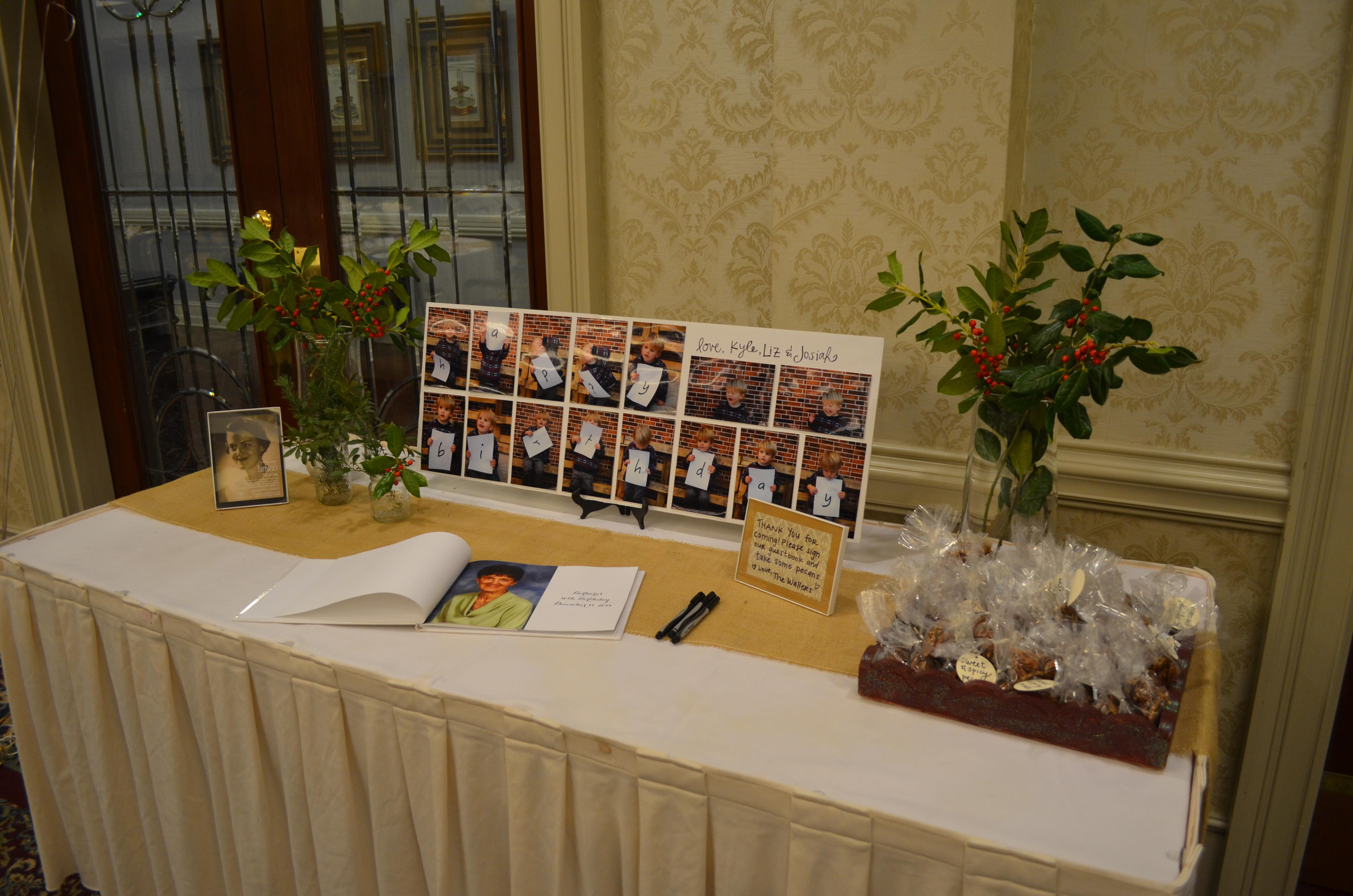 Brain Blowing 80th Birthday Party Ideas That Everyone Will Be Admired Of Fantastic Pictures Decoratorist