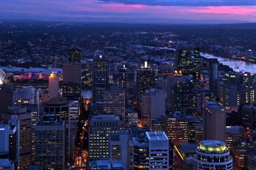 Meriton Serviced Apartments Brisbane Adelaide Street
