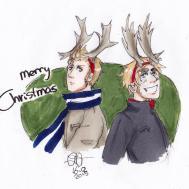 Merry Christmas Dear Friends Annholland Deviantart