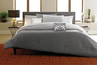 Metaphor Ombre Comforter Set Home Bed Bath Bedding