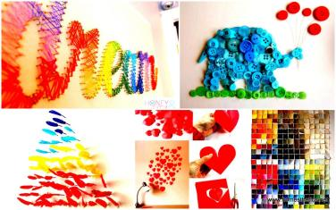 Mind Blowingly Beautiful Diy Wall Art Projects