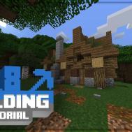 Minecraft Turorial Building Tutorial Forest