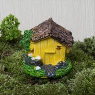 Mini Cottages Miniatures Cottage Terrarium Fairy Garden
