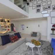 Minimalist Luxury Duplex Apartment Paulo