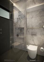 Minosa Modern Monochrome Bathroom Design